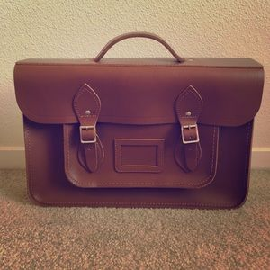 The Cambridge satchel company caramel backpack